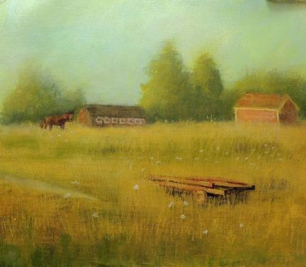 neighbor's farm